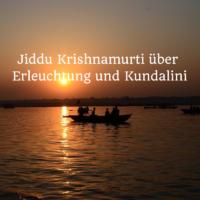 Krishnamurti Kundalini