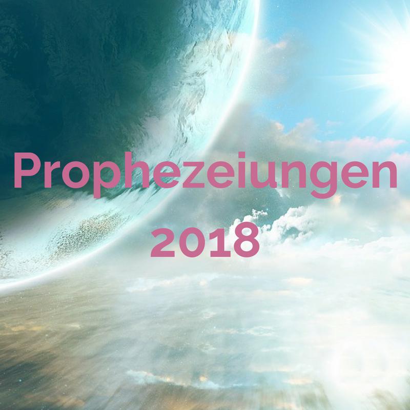 Prophezeiungen 2018
