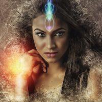 Energetische Erfahrung Schlafersatz, Heilung und Elementale