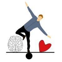 Herz gegen Kopf Gefühl gegen Verstand Mythos
