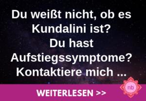 Kundalini Hilfe Beratung Aufstieg Syndrome Tanja Braid Neoterisches Bewusstsein