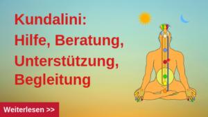 Kundalini Hilfe Beratung Unterstützung Support Begleitung Tanja Braid Neoterisches Bewusstsein